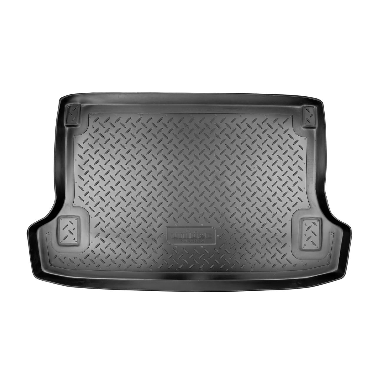 Коврик в багажник Suzuki Grand Vitara (2005) (5 дв)