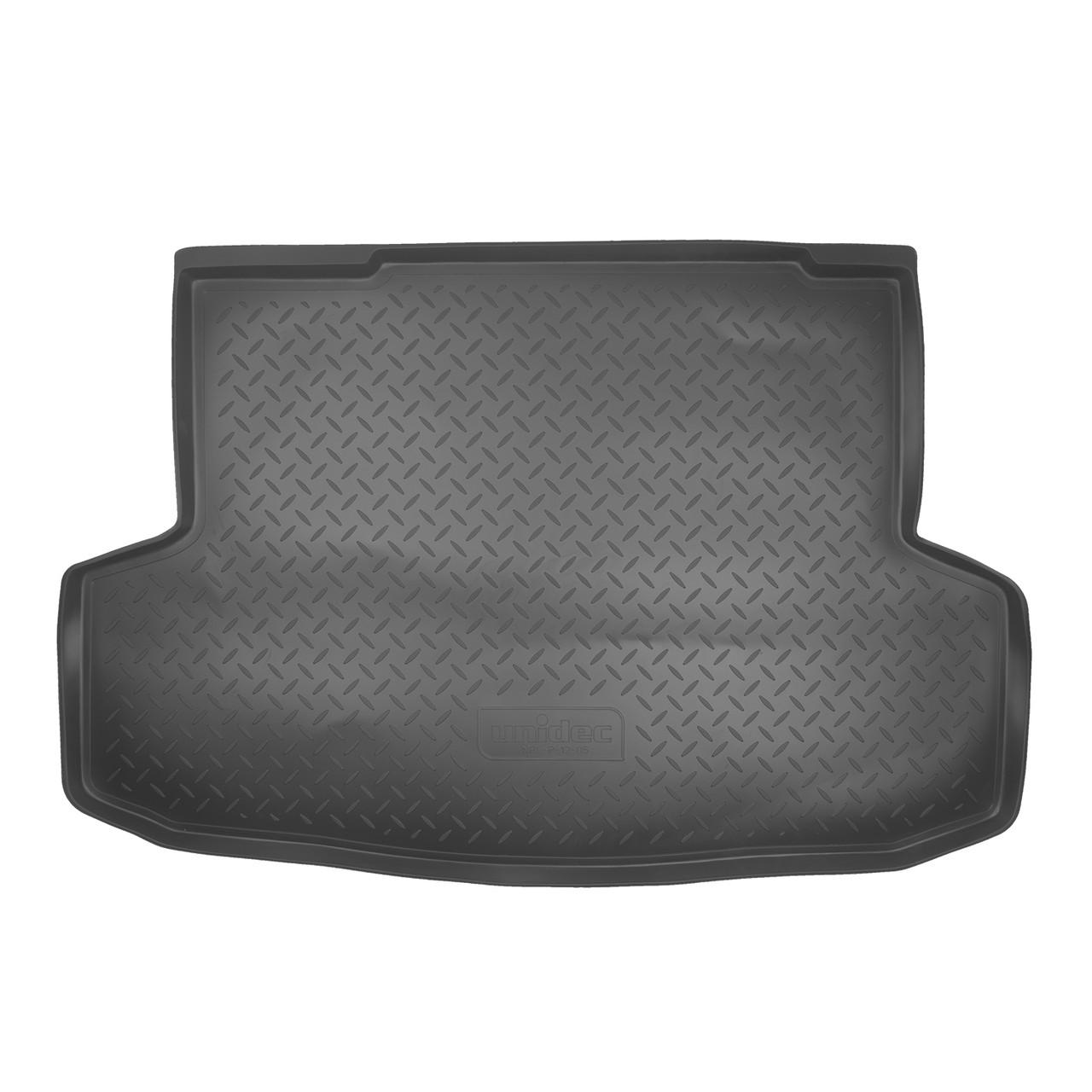 Коврик в багажник Chevrolet Aveo седан (2004-2011)\ Ravon Nexia R3 седан (2015-2020)