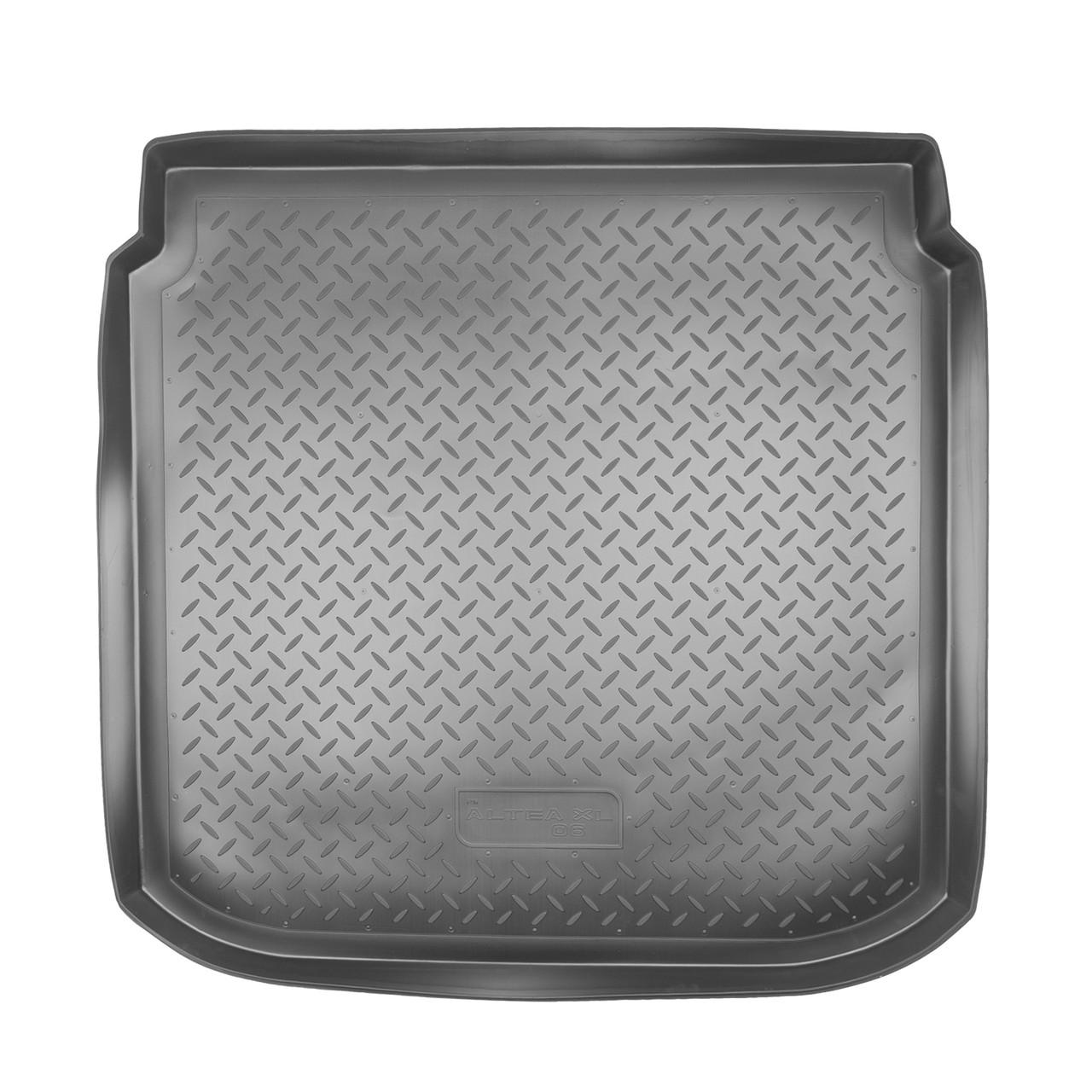 Коврик в багажник Seat Altea XL\ Freetrack (5P5) (2006)