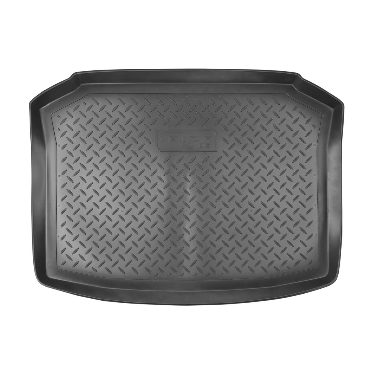 Коврик в багажник Seat Ibiza III (6L) HB (2002-2008)
