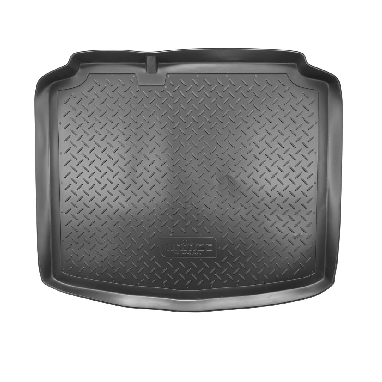 Коврик в багажник Seat Leon (1P1) HB (2005-2012)
