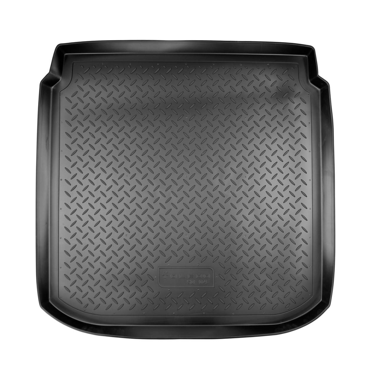 Коврик в багажник Seat Toledo (5P2) SD (2004-2009)