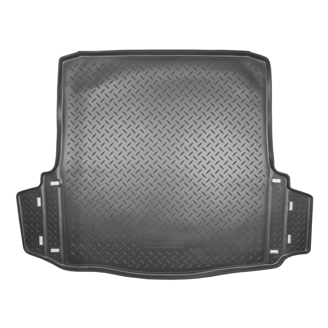 Коврик в багажник Skoda Octavia II (A5) Combi (2008-2013)