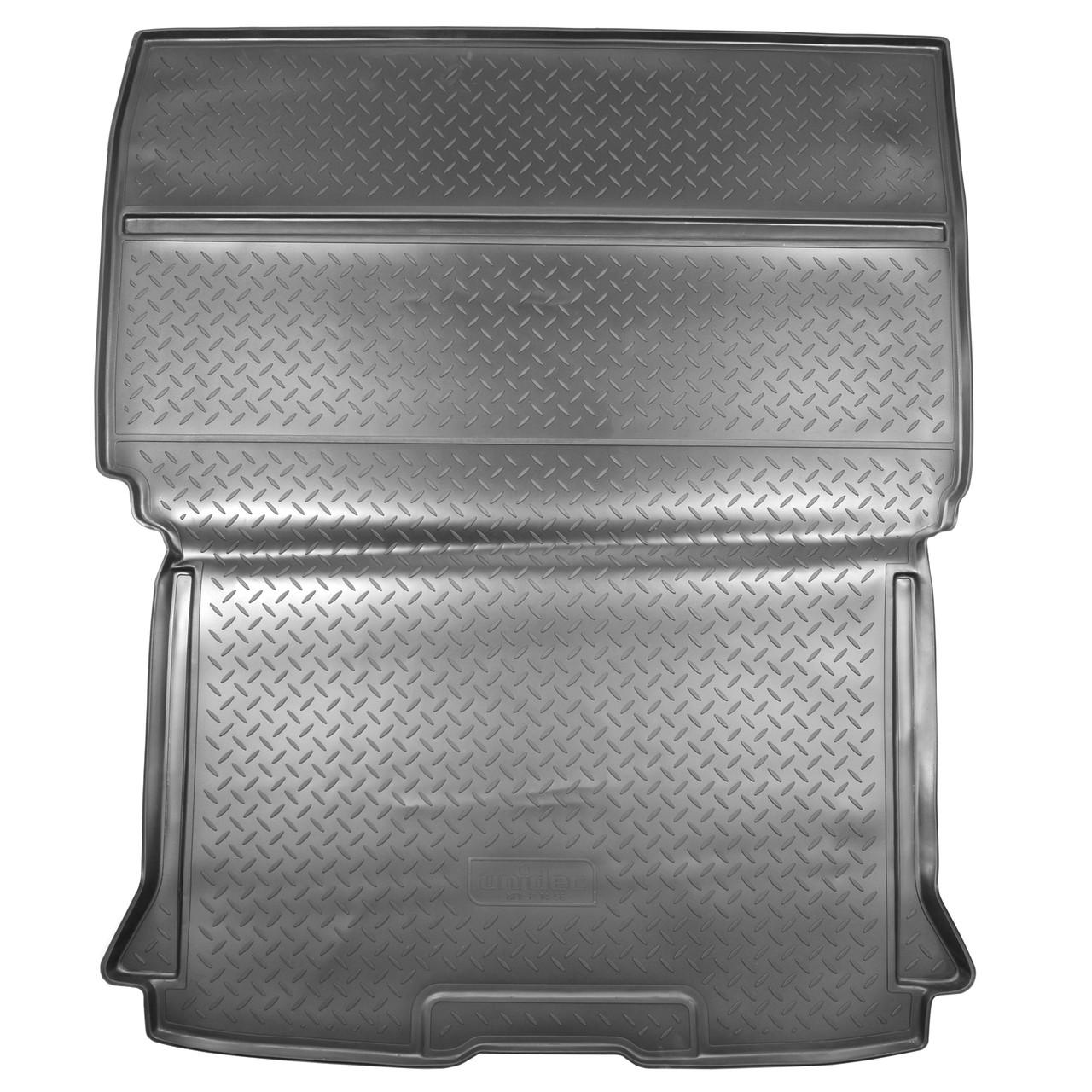 Коврик в багажник Citroen Berlingo (MF) (1996) (фургон)\ Peugeot Partner (M49/M59) (1997) (фургон)