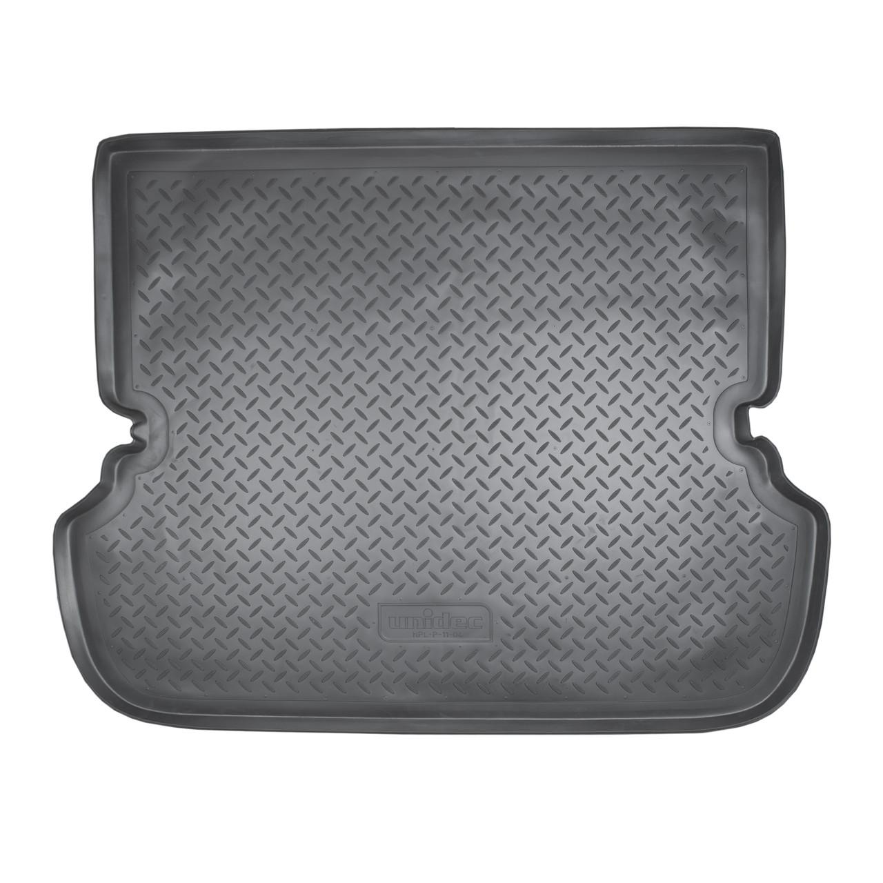 Коврик в багажник Chery CrossEastar (B14) универсал (2006-2014)