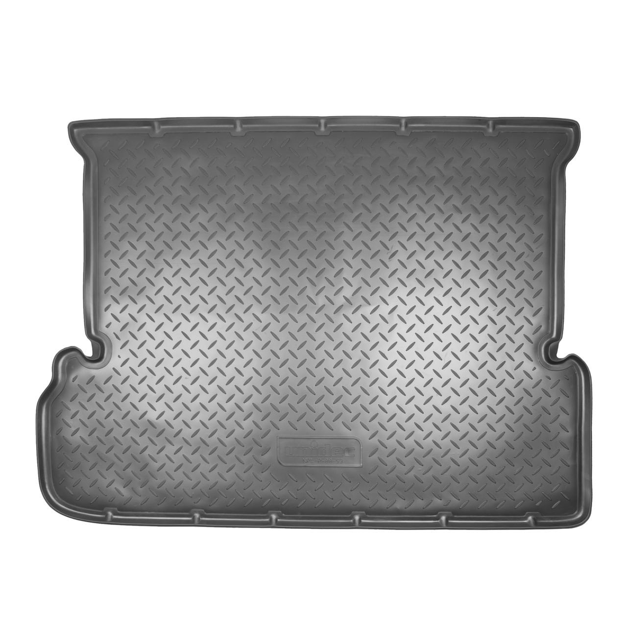 Коврик в багажник Toyota Land Cruiser Prado 150 7 мест (2010-2013)