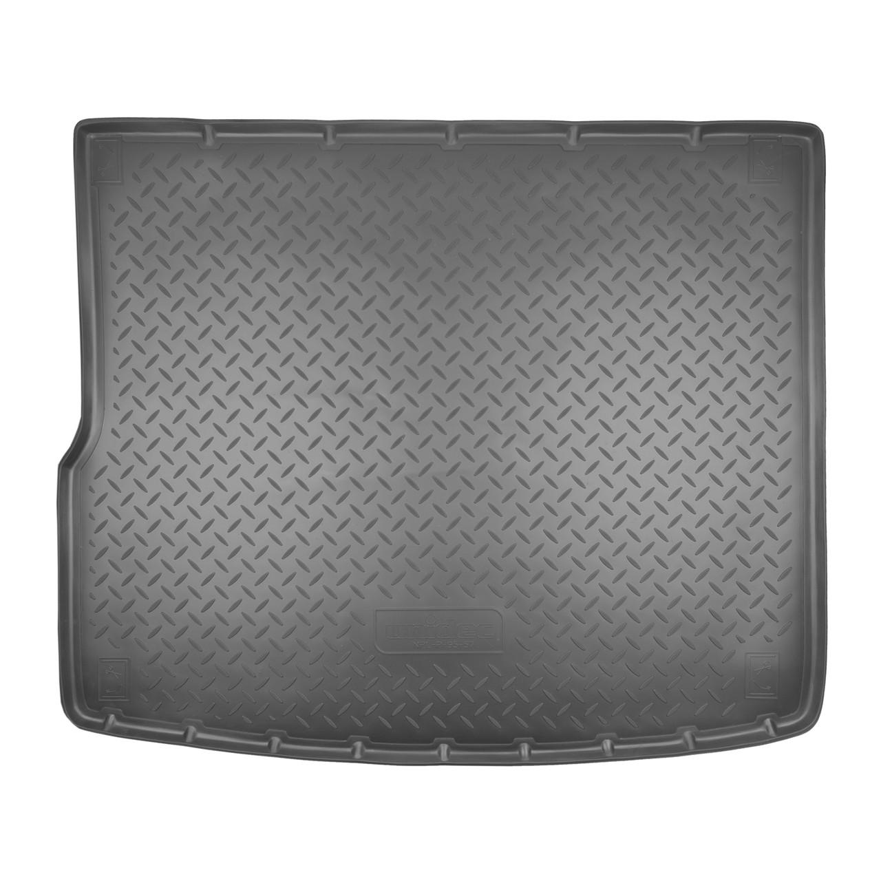 Коврик в багажник Volkswagen Touareg (2010) (4-х зонный климат контроль)