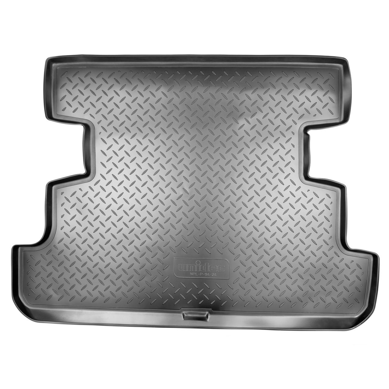 Коврик в багажник Нива 2131 4x4 5дв. (2009-2020)
