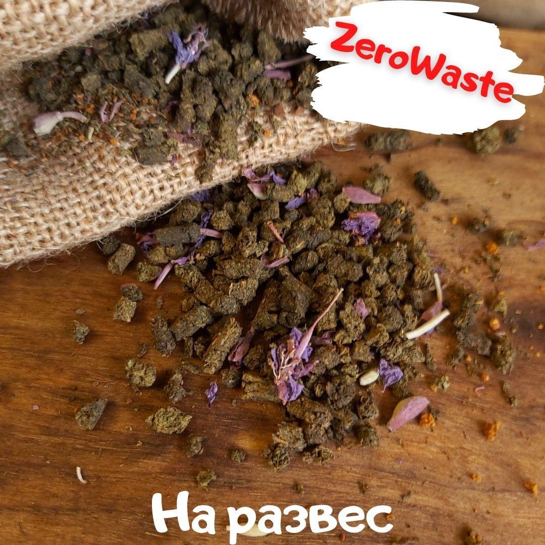 Иван чай листовой с чагой на развес