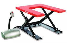 Подъемный напольный стол Noblelift HTF-U10 1000 KG 21114501140