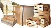 Изготовление деревянных ящиков под заказ