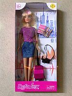 Кукла Барби Defa Lucy Путешественница