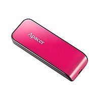 USB-накопитель Apacer AH334 AP32GAH334P-1 32GB USB 2.0 Розовый