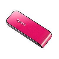 USB-накопитель Apacer AH334 AP64GAH334P-1 64GB USB 2.0 Розовый