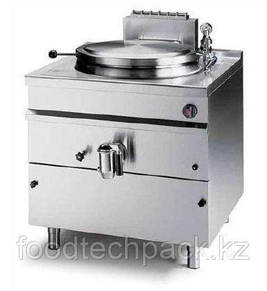 Варочный котел TMQ 100 электрический с косвенным нагревом 100л