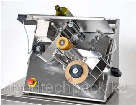 Полуавтоматический настольный этикетировщик для самоклеющихся этикеток ET500ET 500Q DURFO