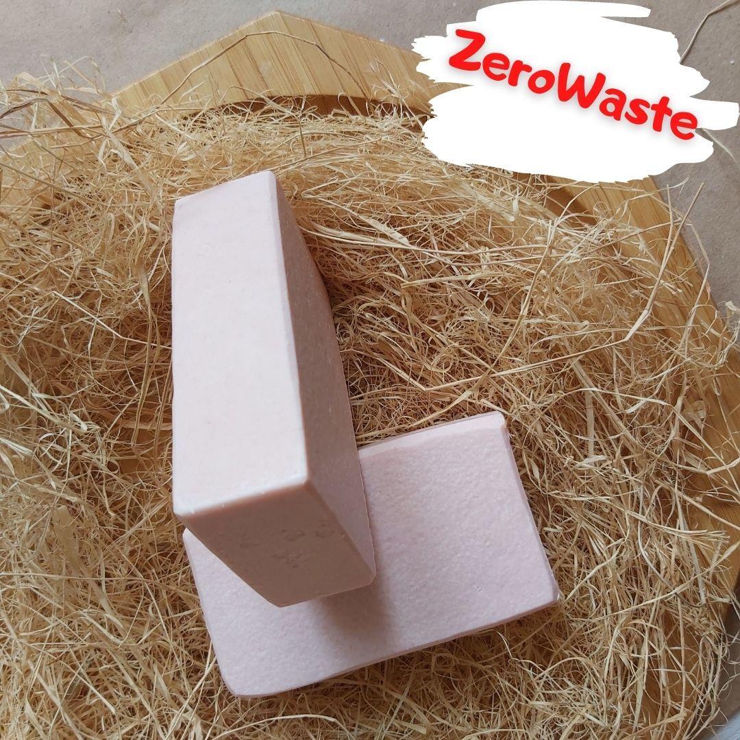 Натуральное мыло с эфирным маслом розы. Дикая Роза. Ecodar
