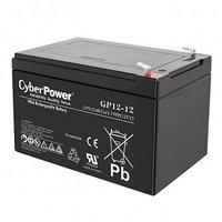 Аккумулятор CyberPower 12V*12Ah GP12-1212