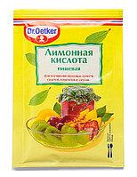 Лимонная кислота Dr.Oetker 8гр