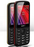 Мобильный телефон Texet TM-208 черно-желтый