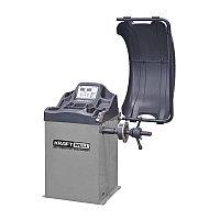 KraftWell KRW240 Балансировочный станок с ручным вводом параметров и цифровым дисплеем