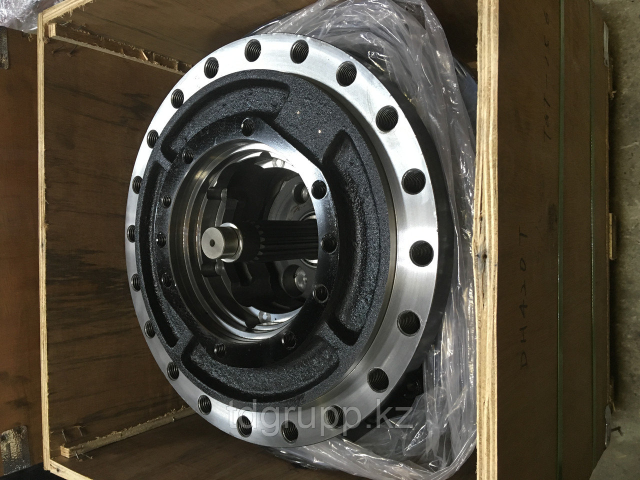 2401-6357 Редуктор хода (без гидромотора) Doosan S420LC-V