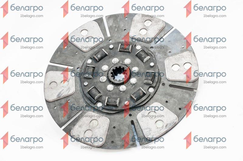 80-1601130-А Диск МТЗ ведомый (специальная металлокерамическая накладка), БЗТДиА