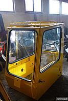 """КС-35716.52.012 Стекло переднее кабины крановой """"Галичанин"""" (735х980)"""