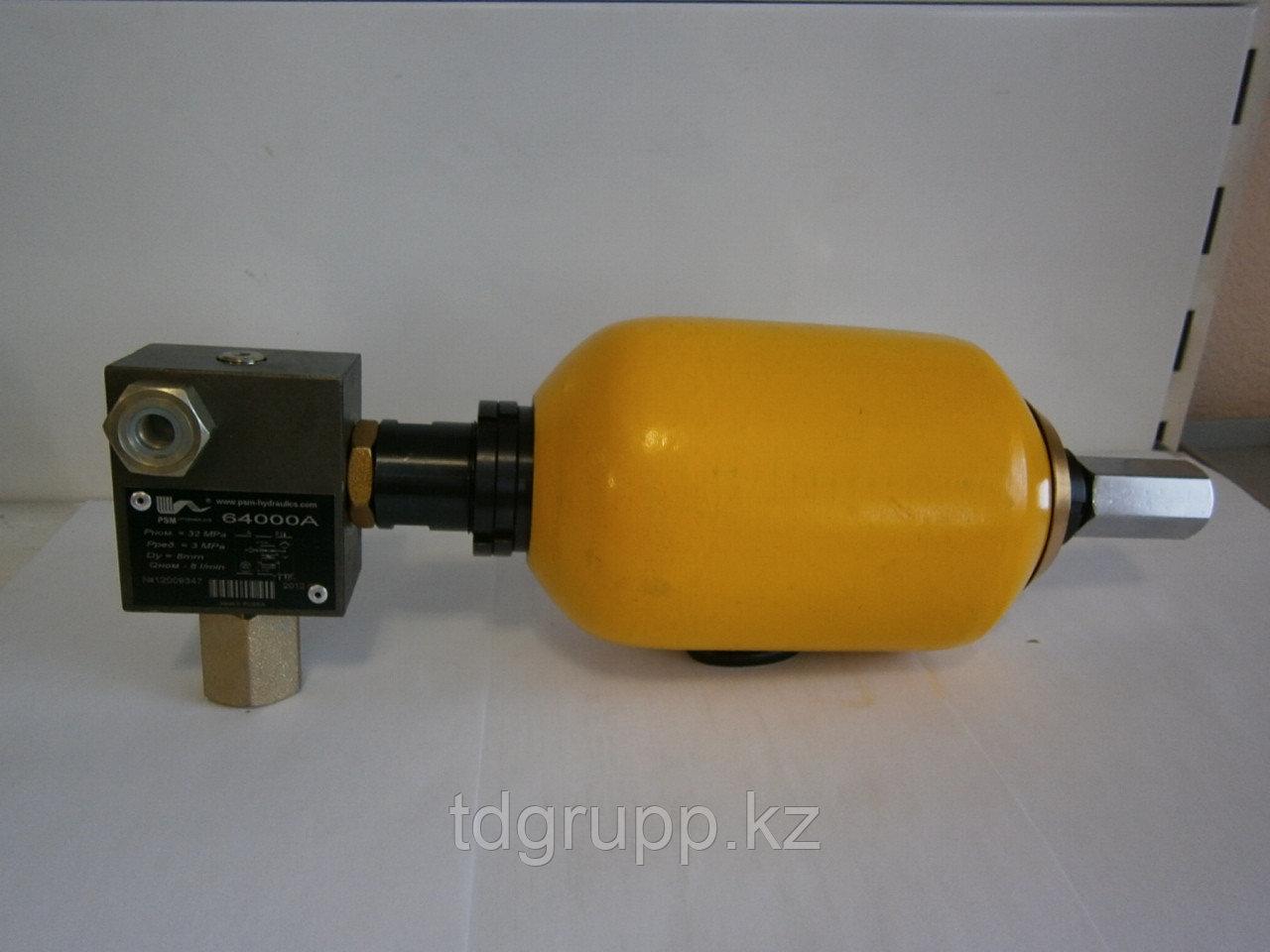 ПГА 640.00 с клапанами