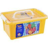 Набор для лепки JOVI 'Садовод' 5 цв*50г, аксессуары, пластик контейнер 476
