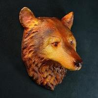 Подвесной декор 'Медведь' 24х31х44см