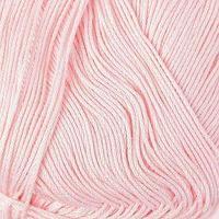 Нитки вязальные 'Ромашка' 320м/75гр 100 мерсеризованный хлопок цвет 1002