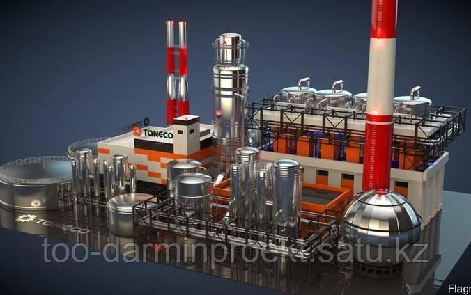 Проектирование производственных и промышленных объектов