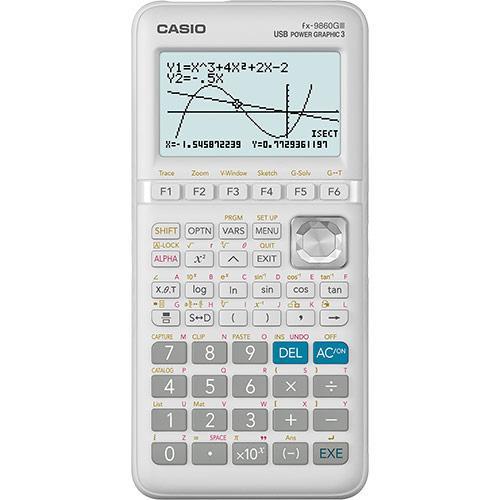 Калькулятор графический Casio FX-9860GIII NEW DESIGN