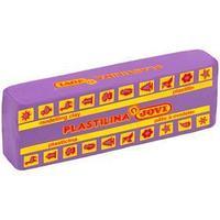 Пластилин 150 г JOVI, растительный, фиолетовый, для малышей (комплект из 15 шт.)