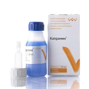 Капрамин - Кровоостанавливающая жидкость (30 мл.)