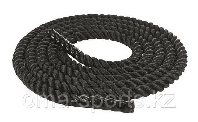 Тренировочный канат для кроссфита 15м диаметр 38 мм