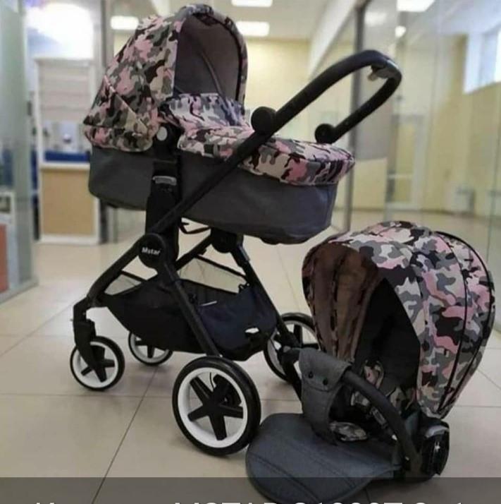 Детская прогулочная коляска Mstar S1000