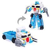 Автотрек «Роботы» с машинками, фото 4