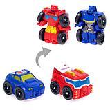 Автотрек «Роботы» с машинками, фото 5