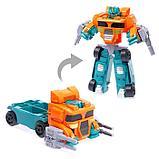 Автотрек «Роботы», с машинками, фото 4