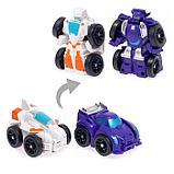 Автотрек «Роботы», с машинками, фото 5