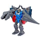 Робот - трансформер «Тиранозавр», цвета МИКС, фото 4