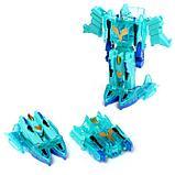 Робот «Воин», трансформируется при столкновении 2 штуки, в комплекте, МИКС, фото 7