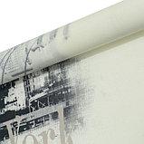 Штора рулонная 180 х 175, «Глобал», цвет серый, фото 3