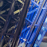 """Фотошторы """"Разводные Мосты"""" 145х260 см 2шт, габардин 160гр/м2, пэ100%, фото 3"""