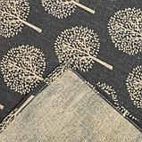 Скатерть Доляна «Лиственный лес», 145х145 см, фото 4