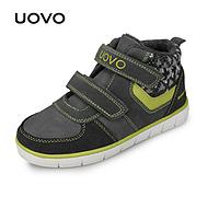Кроссовки для мальчика Uovo цвет хаки