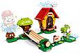 71367 Lego Super Mario Дом Марио и Йоши. Дополнительный набор, Лего Супер Марио, фото 3
