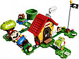 71367 Lego Super Mario Дом Марио и Йоши. Дополнительный набор, Лего Супер Марио, фото 4